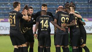 Osmanlıspordan müthiş seri 10 maç üst üste...