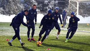 Fenerbahçe, Beşiktaş derbisine hazır
