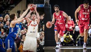Rusya ve Sırbistan, 2019 FIBA Dünya Kupası vizesi aldı