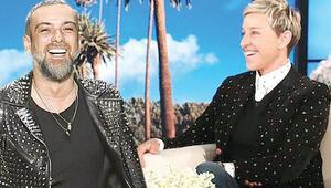 Akkaya defilesi  'The Ellen Show'da