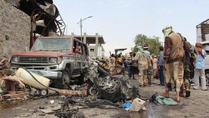 Yemende semt pazarına saldırı