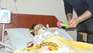 SMA hastası minik Mustafa için destek yağdı