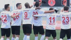 Ümraniyespor, Trabzonsporu ağırlıyor Yarı final için...
