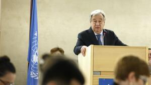 BM İnsan Hakları Konseyinin 40. oturumu başladı