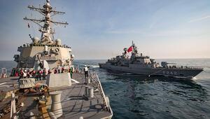 Amerikan Donanmasından peş peşe Fatih tweeti