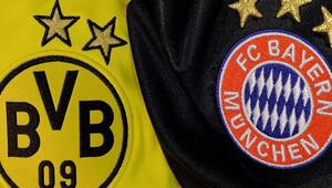 Dortmund ve Bayern Münih baş başa