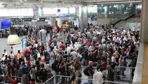 Atatürk Havalimanı ile Londra Heathrow arasında yolcu trafiği bir milyonu geçti