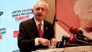Kılıçdaroğlu ekonomi toplantısında konuştu