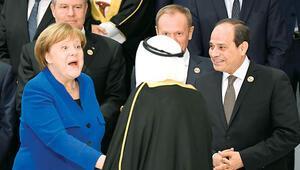 Mısır'da zirve tepki çekti