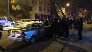 Ankarada panik anları: Korkunç bir duman çıktı