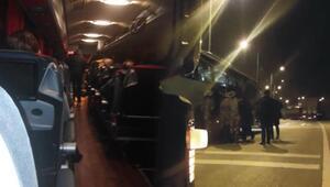 Şoför ve muavini silahla rehin aldı Kâbus otobüsüne operasyon...