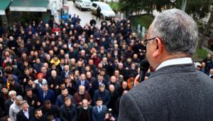AK Partili Hilmi Güler: Fındığa sahip çıkacağız