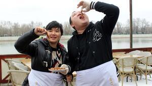 Çinli turizmciler tava ciğere hayran kaldı