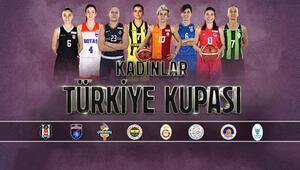 Basketbolda Kadınlar Türkiye Kupası, Şanlıurfada sahibini bulacak