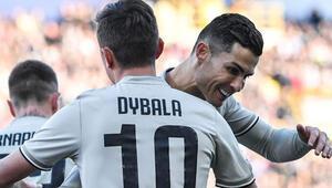 Juventus rakip tanımıyor