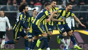 Fenerbahçenin derbilerde bileği bükülmüyor