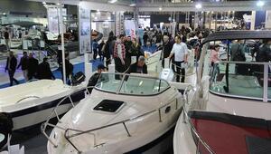 CNR Avrasya Boat Show 2 günde 39 bin ziyaretçiyi ağırladı