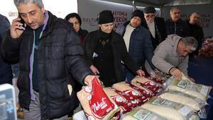 İstanbulda da başladı Vatandaşlardan yoğun talep...
