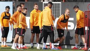 G.Sarayda Hatayspor maçının kamp kadrosu belli oldu