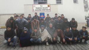 Banker Bilo filmindeki o sahne Trabzonda gerçek oldu