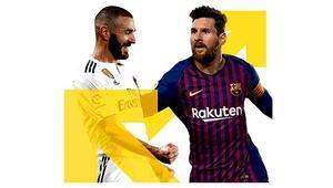 İspanya Kral Kupası yarı final rövanşı TEK MAÇ El Clasiconun favorisi...
