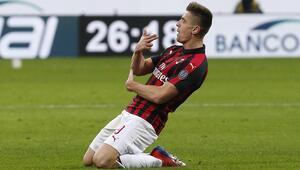 Piatek geldi, gol sorunu çözüldü Milanın yeni prensi...