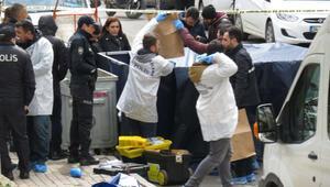 Kadıköyde korkunç olay Kağıt toplayıcıları fark etti, çöpten kadın bacağı çıktı