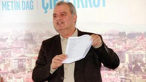 Dağ: Çiftlikköy Belediyesi'nin de borçlarını anlatın