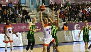 Kadınlar Türkiye Kupasında ilk yarı finalist BOTAŞ