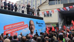 CHP Genel Başkanı Kılıçdaroğlu, Batmanda