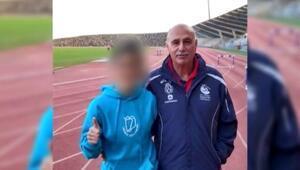 Tacizci antrenörün cezası ağır oldu