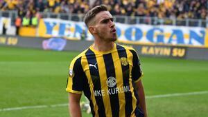 Tyler Boyd: Süper Ligde oynamak büyük heyecan verici