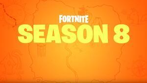 Fortnite 8. sezon başlangıcı video ile duyuruldu