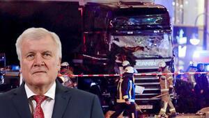 Seehofer: 'Saldırıya katıldığına dair delil yok'