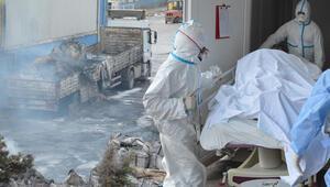 Bilecikte ürküten olay Kimyasal madde yüklü TIR alev aldı...