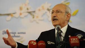CHP Genel Başkanı Kılıçdaroğlundan önemli açıklamalar