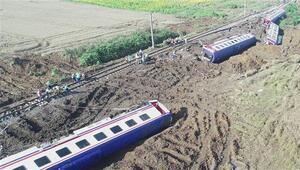 Çorludaki tren kazasında makinistlere takipsizlik, 'ağır kusurdan' 4 kişi hakkında iddianame hazırlandı