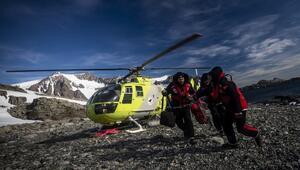 Türkiyenin Antarktikadaki ilk meteoroloji istasyonu kuruldu