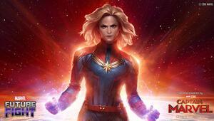 Captain Marvel sinemadan önce cebe girdi