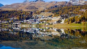 Zamanı kimsenin umursamadığı yer: 36  Saatte  St. Moritz