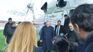 Cumhurbaşkanı Erdoğan, Ardahanda
