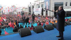 Son dakika: Cumhurbaşkanı Erdoğan: Sömürücülere yaşam hakkı tanımayacağız
