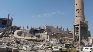 Suriyede DEAŞ varlığı yalnızca rejim bölgesinde kaldı