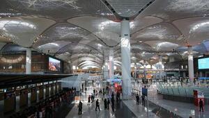 İstanbul Havalimanında yenilik