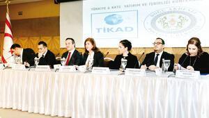 Türk İş Kadınlardan Yavru Vatan çıkarması