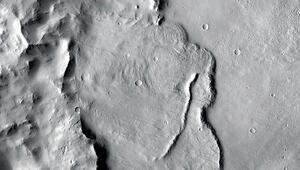Marsta büyük keşif... İzler bulundu