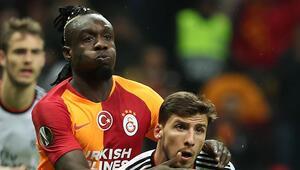 Galatasarayda bekleyiş Diagne ve Linnes...