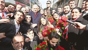 'Kütükte Anadolu yürekte İstanbullu'