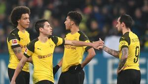 Dortmunda şampiyonluk yarışında darbe