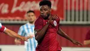 Galatasaraya sezon sonu müjdesi Benjamin Tetteh...
